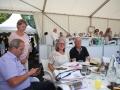 Inge und Hansjuergen Friedmann mit Freunden beim Nobel Festival